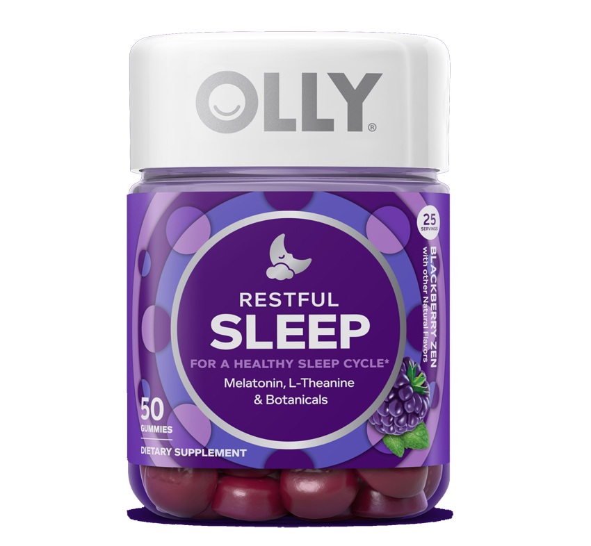 Products For Better Sleep | OLLY Restful Sleep gummies