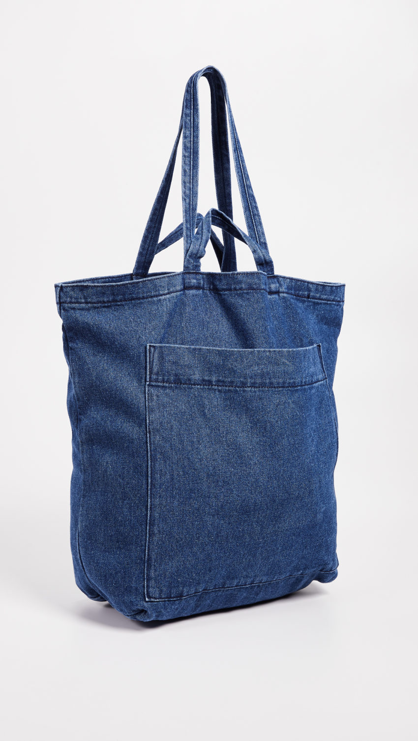 Baggu Giant Pocket Tote | ACCESSORIZING FALL 2018