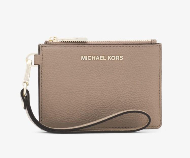 MICHAEL Michael Kors Mercer Coin Purse   KEYCHAIN WALLETS