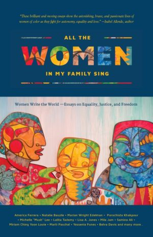 BOOKS FOR EVERYONE: All The Women In My Family Sing book