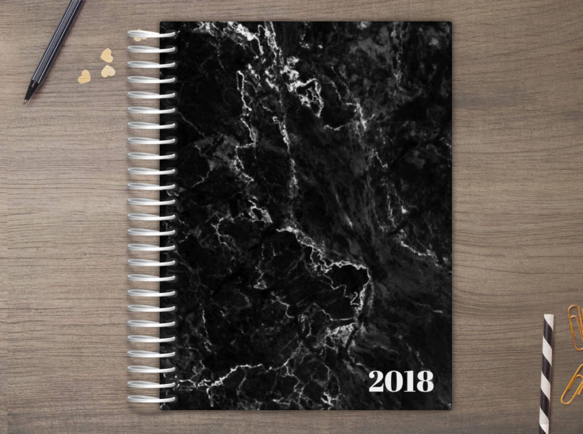 Customize Your Planner for 2019 | STAINED COUTURE