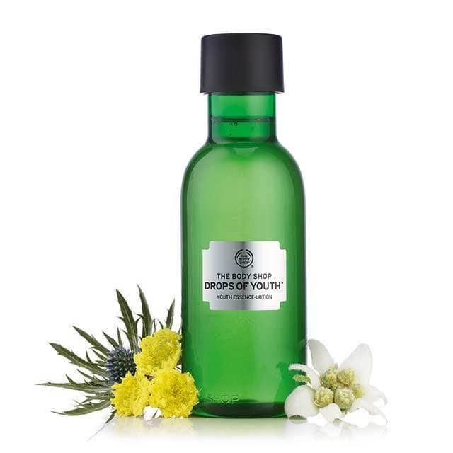 The Body Shop Drops of Youth Skin Essence Lotion