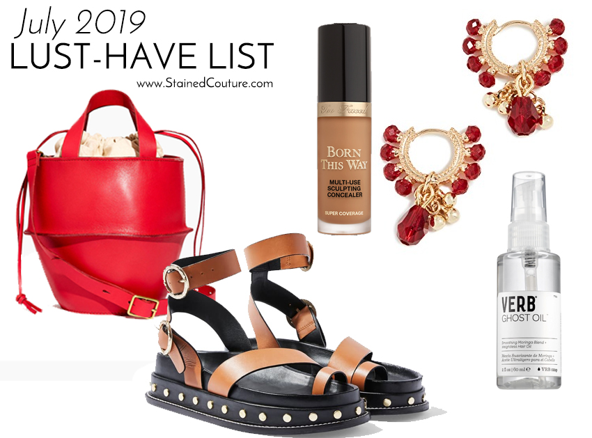 LUST-HAVE LIST: July 2019 | STAINED COUTURE
