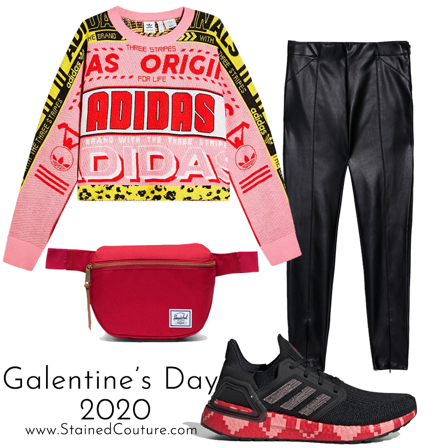 eSTYLIST: Galentine's Day 2020 | STAINED COUTURE