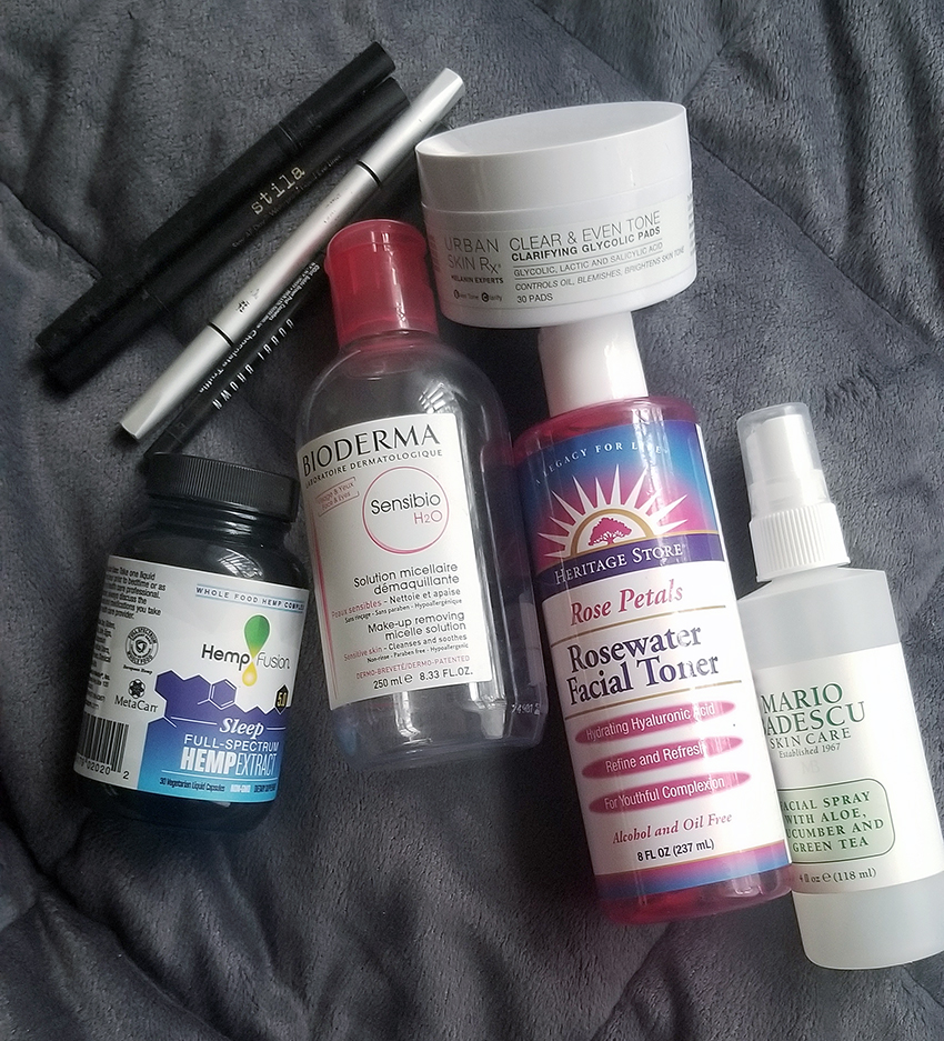 EMPTIES: February 2020 | STAINED COUTURE