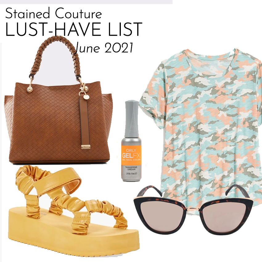 LUST-HAVE LIST: June 2021 | STAINED COUTURE