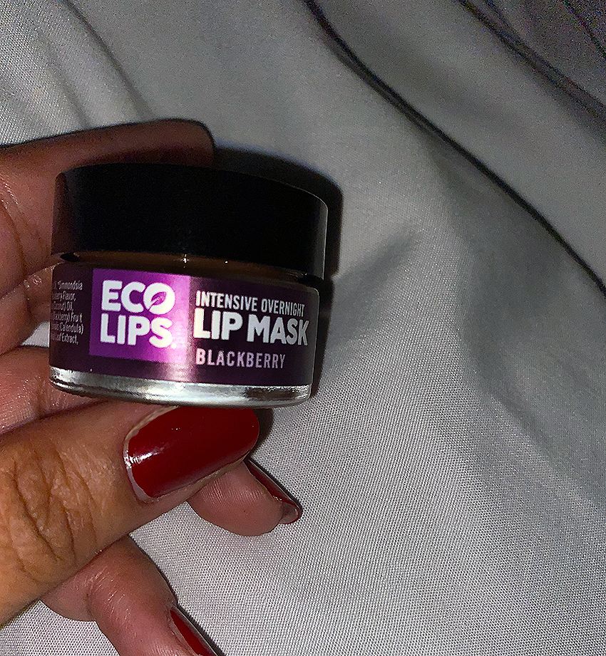 ITEM OF THE WEEK: Eco Lips Overnight Lip Mask | STAINED COUTURE