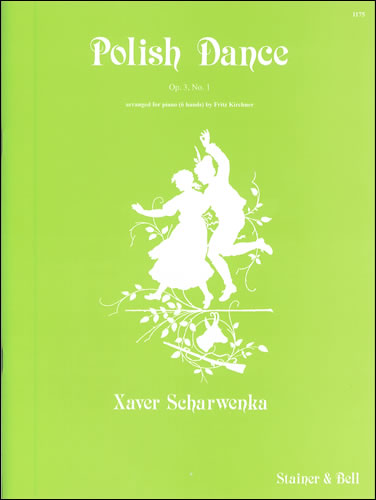 Scharwenka, Xaver: Polish Dance In E Flat Minor, Op. 3, No. 1 Arranged For Six Hands