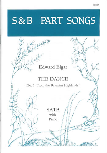 Elgar, Edward: Dance, The. SATB & Piano