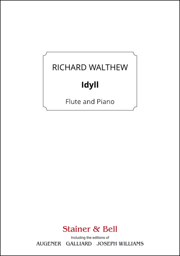 Walthew, Richard: Idyll