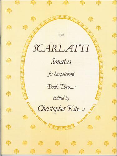 Scarlatti, Domenico: The Sonatas. Book 3