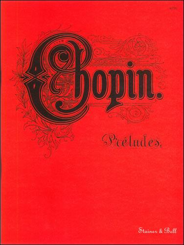 Chopin, Frédéric François: Preludes, The