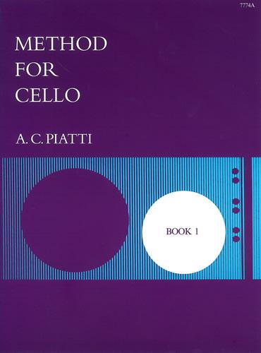 Piatti, A.C.: Cello Method. Book 1