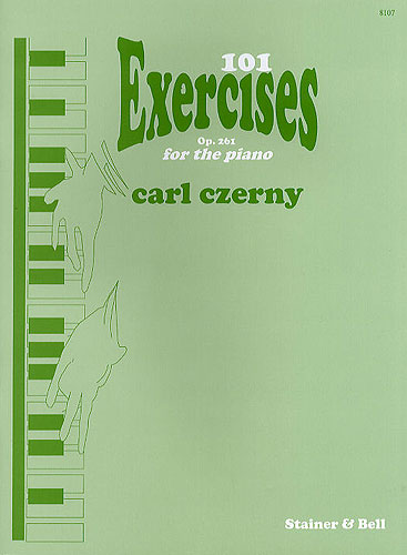 Czerny, Carl: One Hundred And One Exercises, Op. 261