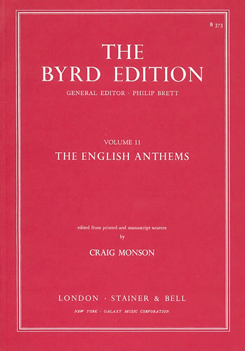 The English Anthems