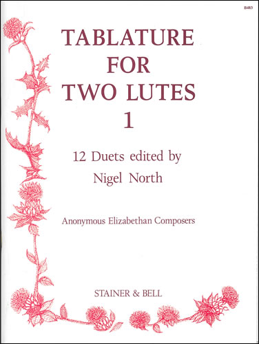 Tablature For Two Lutes: Book 1