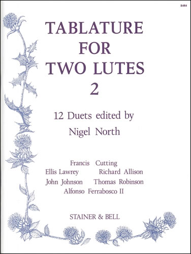 Tablature For Two Lutes: Book 2