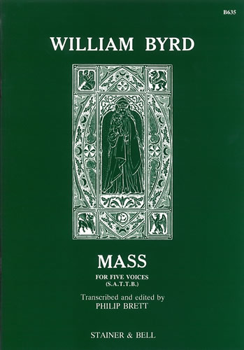 Byrd, William: Mass For Five Voices