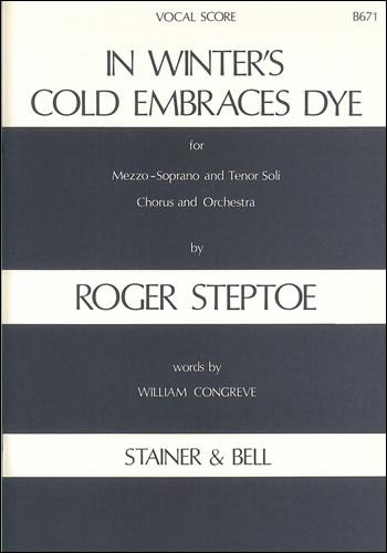 Steptoe, Roger: In Winter's Cold Embraces Dye