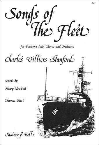 Stanford, Charles V: Songs Of The Fleet. Chorus Part