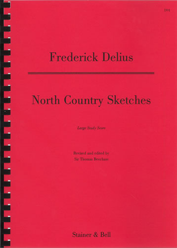 Delius, Frederick: North Country Sketches. Four Pieces For Orchestra