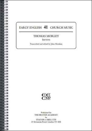 Morley, Thomas: II – Services