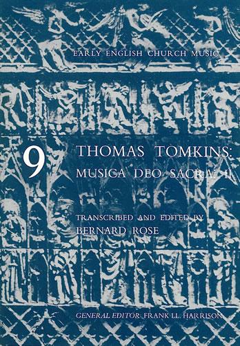 Tomkins, Thomas: Musica Deo Sacra: II