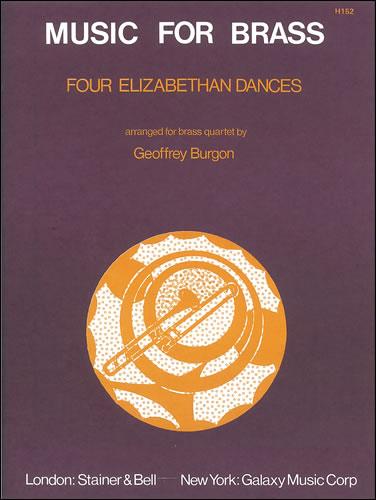 Burgon, Geoffrey: Four Elizabethan Dances