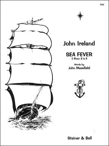 Ireland, John: Sea Fever. E Minor