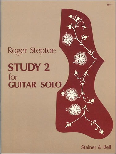 Steptoe, Roger: Study 2 For Guitar