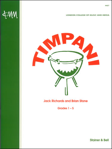 Percussion Syllabus: Timpani (Grades 1 – 5)