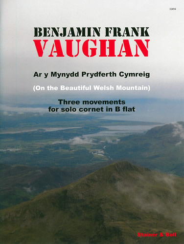Vaughan, Benjamin Frank: Ar Y Mynydd Prydferth Cymreig (On The Beautiful Welsh Mountain)
