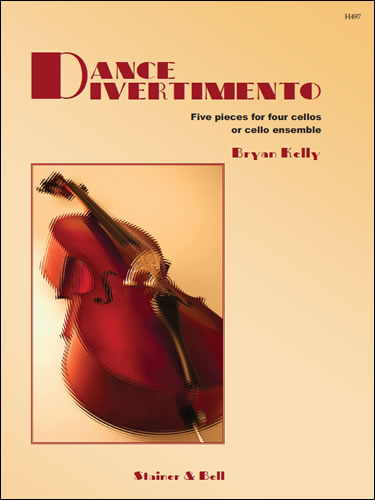 Kelly, Bryan: Dance Divertimento