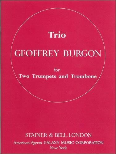 Burgon, Geoffrey: Trio