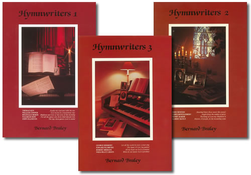 Hymnwriters 1, 2 And 3: Hardback