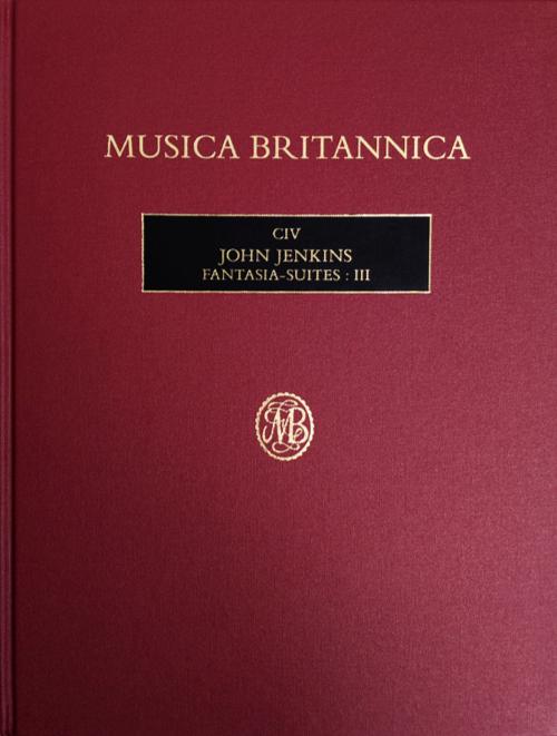 Jenkins, John: Fantasia-Suites III