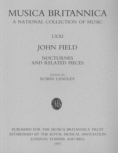 Field, John: Nocturnes And Related Pieces