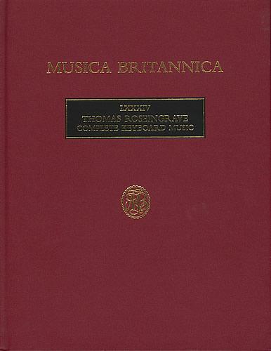 Roseingrave, Thomas: Complete Keyboard Music