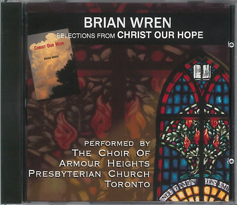 Wren, Brian: Christ Our Hope. CD