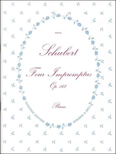 Schubert, Franz: Four Impromptus, D.935, Op. 142