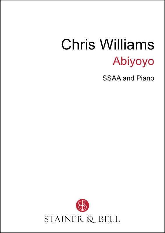 Williams, Chris: Abiyoyo (SSAA)