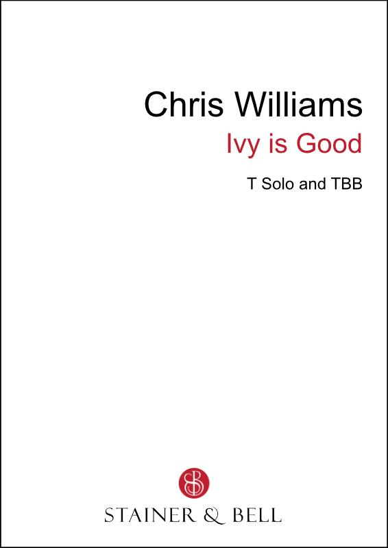 Williams, Chris: Ivy Is Good (TBB)