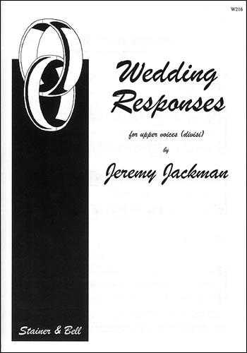 Jackman, Jeremy: Wedding Responses