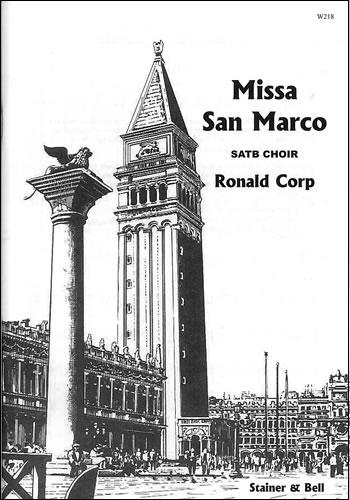 Corp, Ronald: Missa San Marco