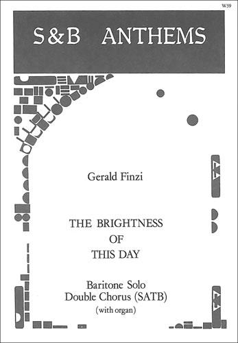 Finzi, Gerald: The Brightness Of This Day