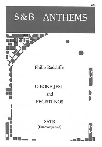 Radcliffe, Philip: Two Introits