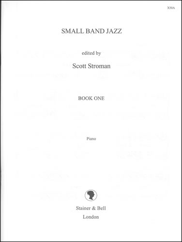 Small Band Jazz. Book 1. Piano Part
