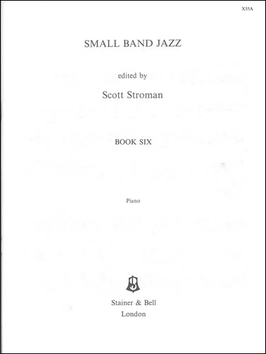 Small Band Jazz. Book 6. Piano Part