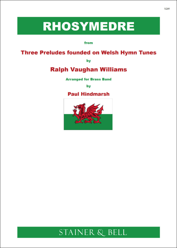 Vaughan Williams, Ralph: Rhosymedre From Three Preludes Founded On Welsh Hymn Tunes