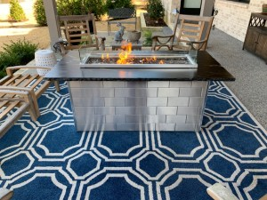 Stainless Steel Fire Pit Project J5 1